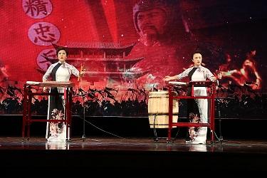 """浙江省曲艺名家""""说唱颂祖国""""走基层活动温州专场隆重上演"""